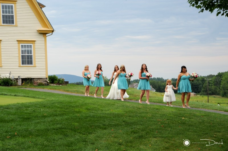 The Ranch Golf Club Southwick Ma wedding photo