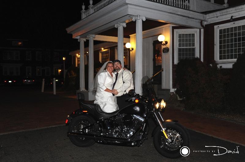 Yankee Pedlar wedding photo