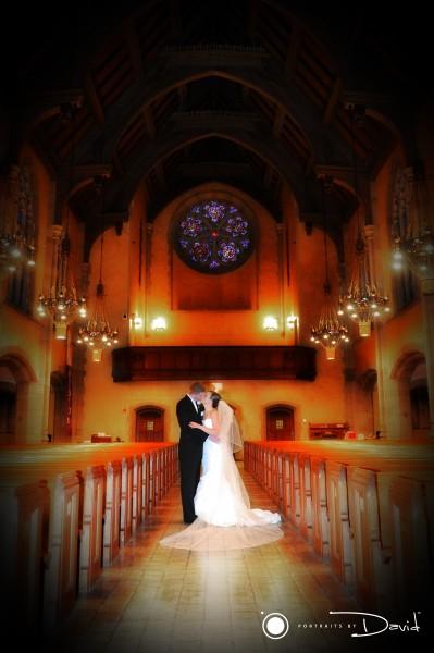Springfield Marriott Wedding Photo