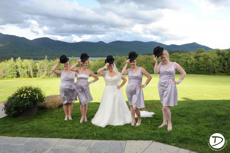 Mountain Top Inn Chittenden Vermont wedding photo