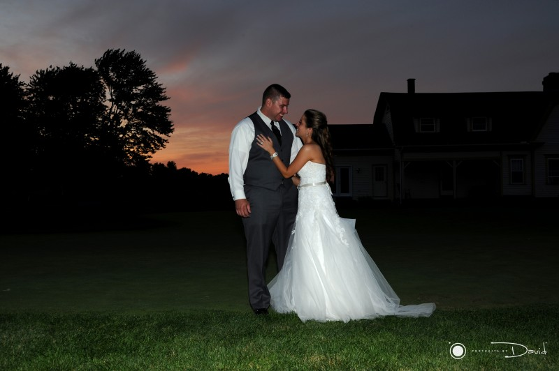 Ranch Southwick Ma wedding photo