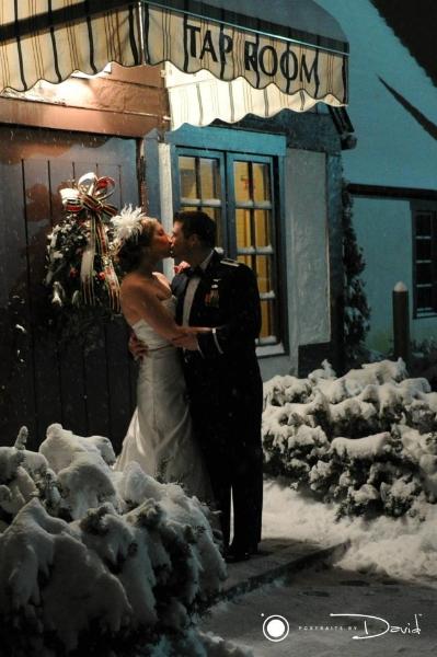 Longmeadow Country Club wedding