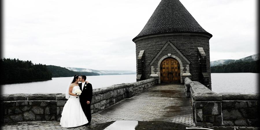 Saville dam Barkhamsted Ct wedding photography