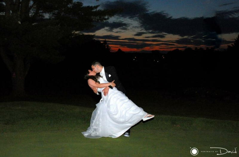 Ludlow Country Club Wedding photo