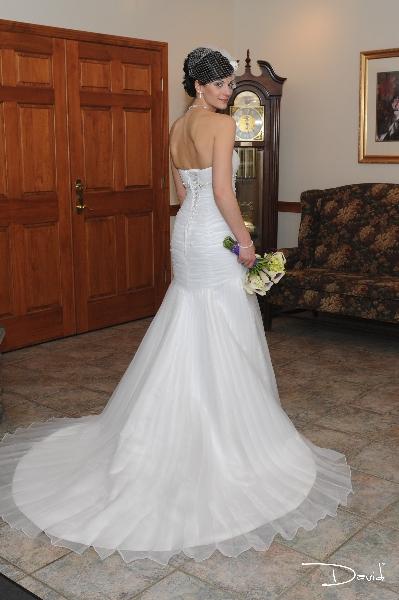 East Mountain CC wedding photo