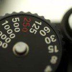shutter dial