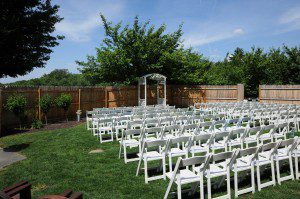 The Ranch golf club wedding photo