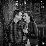 engagement session western ma wedding photography